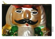 Nutcracker Ornament Carry-all Pouch