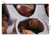 Nutcracker With Nuts Closeup Carry-all Pouch