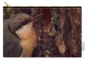Nuthatch Up Close Carry-all Pouch