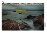 Nuttall Island Last Sunlight Carry-all Pouch by Jakub Sisak
