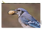 Nutty Bluejay Carry-all Pouch