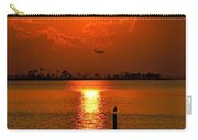 Nwfl Golden Sunset I Mlo Carry-all Pouch