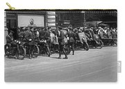 Ny Armored Motorcycle Squad  Carry-all Pouch