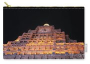 Ny Clock Tower Carry-all Pouch