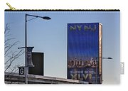 Ny Nj Super Bowl Xlviii Carry-all Pouch
