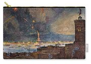 Ny: Statue Of Liberty, 1886 Carry-all Pouch