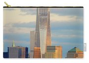 Ny Sundown One World Trade  Carry-all Pouch