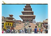 Nyatapola-tallest Pagoda In Nepal-in  Carry-all Pouch