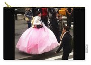 Nyc Ball Gown Walk Carry-all Pouch