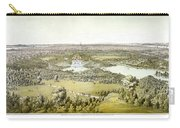 Nyc Central Park, C1859 Carry-all Pouch