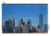 Nyc Financial District Carry-all Pouch