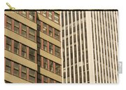 Nyc Highrises Carry-all Pouch