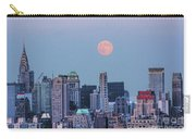 Nyc Pastel Supermoon Carry-all Pouch