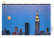 Nyc Under The Supermoon Carry-all Pouch