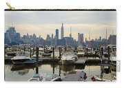 Nyc View From Lincoln Harbor Weehawkin Nj Carry-all Pouch
