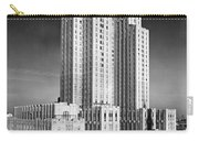 Nyc Waldorf-astoria Hotel Carry-all Pouch