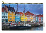Nyhavn Canal Carry-all Pouch