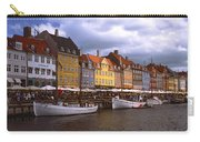 Nyhavn Copenhagen Carry-all Pouch