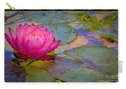 Nymphaeaceae Carry-all Pouch