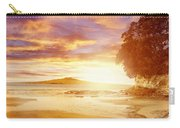 Nz Sunlight Carry-all Pouch by Les Cunliffe