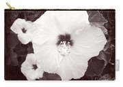 Oahu Hibiscus Carry-all Pouch