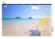 Oahu Lanikai Beach Carry-all Pouch