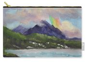Oahu North Shore Rainbow Carry-all Pouch