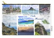 Oahu Postcard 1 Carry-all Pouch