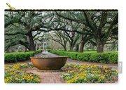 Oak Alley Landscape In Vacherie Louisiana Carry-all Pouch