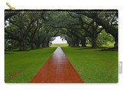 Oak Alley Path Carry-all Pouch