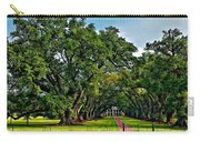 Oak Alley Plantation 2 Carry-all Pouch