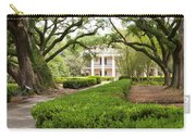 New Orleans Oak Alley Plantation Carry-all Pouch