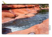 Oak Creek At Slide Rock Carry-all Pouch