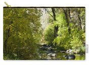 Oak Creek Canyon Creek Arizona Carry-all Pouch