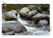 Oak Creek Water And Rocks Carry-all Pouch