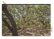 Oak Forest - The Magical And Mysterious Trees Of The Los Osos Oak Reserve Carry-all Pouch