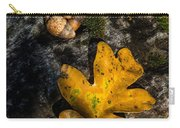 Oak Leaf And Acorn In Autumn Carry-all Pouch