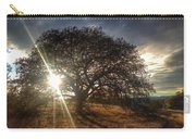 Oak Tree At The Plateau Carry-all Pouch