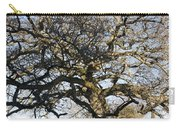Oak Tree In Winter Carry-all Pouch