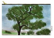 Oak Tree Landscape Carry-all Pouch
