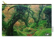 Oak Trees In A Forest, Wistmans Wood Carry-all Pouch