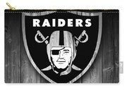 Oakland Raiders Barn Door Carry-all Pouch