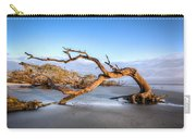 Oaks On Driftwood Beach Carry-all Pouch