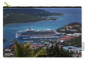 Oasis Of The Seas Carry-all Pouch