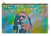 Obama In Living Color Carry-all Pouch