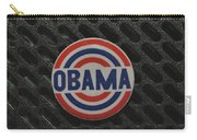 Obama Carry-all Pouch by Rob Hans