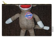 Obama Sock Monkey Carry-all Pouch