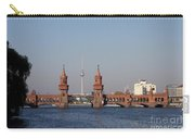 Oberbaum Bridge - Berlin Carry-all Pouch