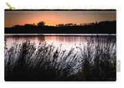 Obidos Lagoon Sunrise Carry-all Pouch