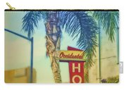 Occidental Hotel Carry-all Pouch